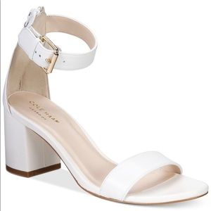 Cole Haan Clarette Sandal II Optic White